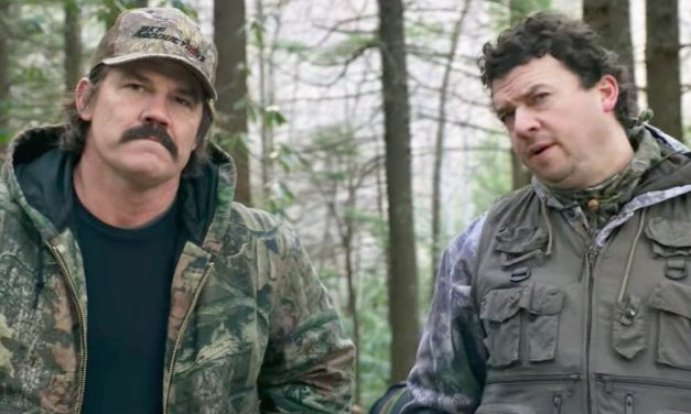 The Legacy of a Whitetail Deer Hunter Trailer Hunts Josh Brolin & Danny McBride