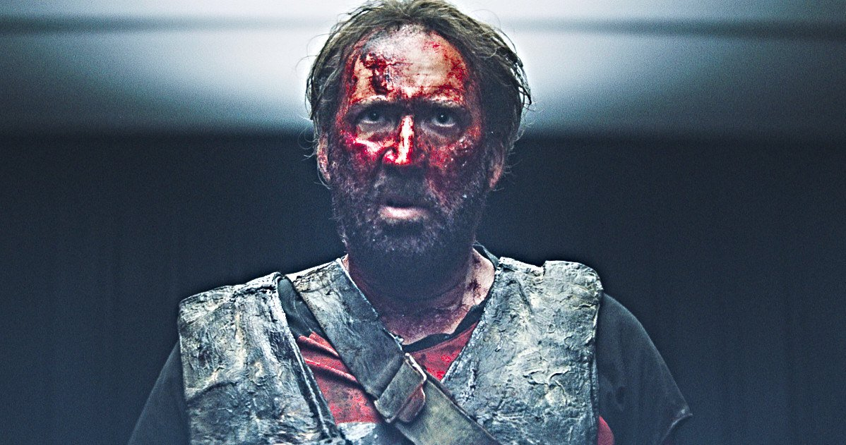 Mandy Trailer Has Nicolas Cage on a Surreal, Blood-Soaked Rampage