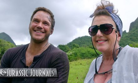 Chris Pratt's Jurassic Journals: Mary Mastro (HD)