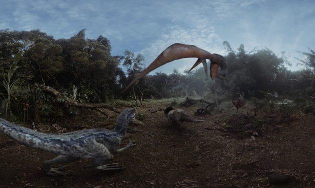 Jurassic World: Blue – Oculus Trailer