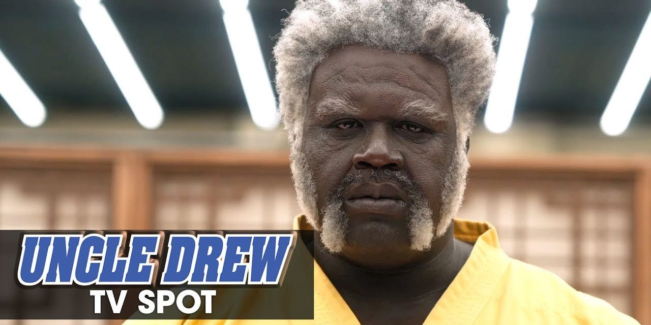 """Uncle Drew (2018 Movie) Official TV Spot """"Dream"""" – Kyrie Irving, Shaq, Lil Rel, Tiffany Haddish"""