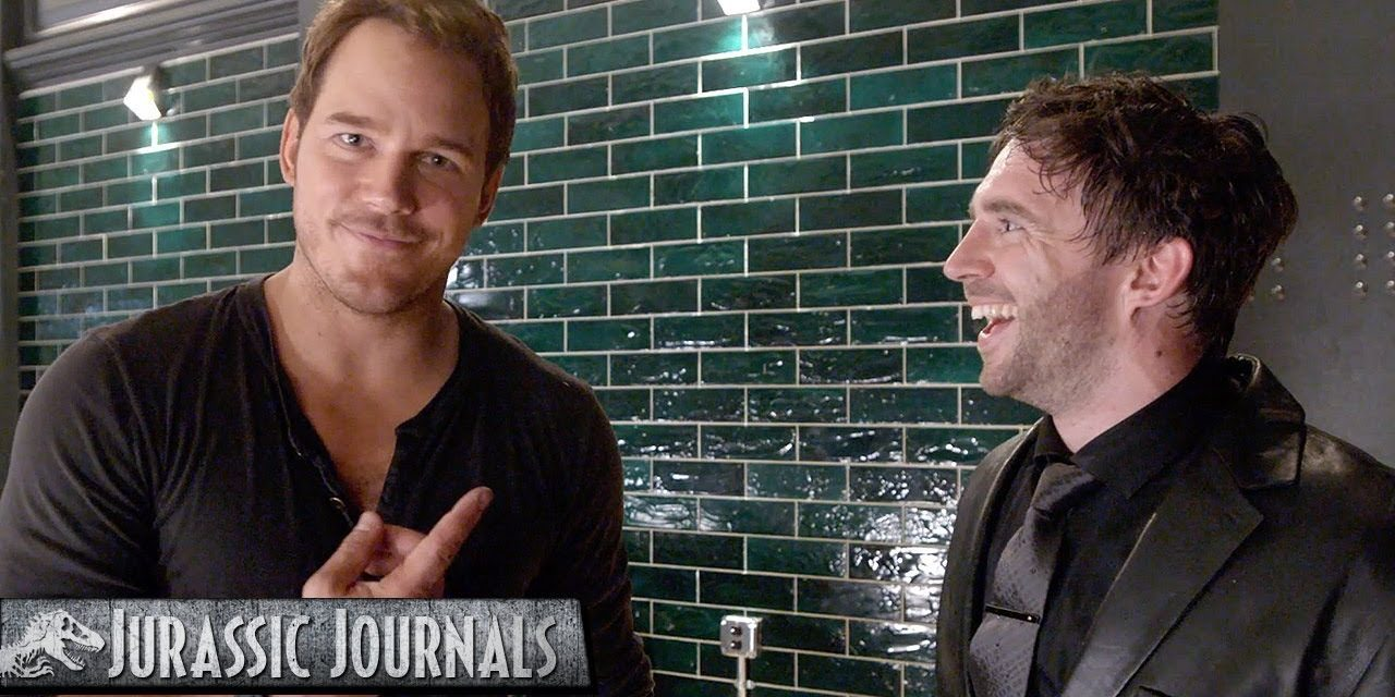 Chris Pratt's Jurassic Journals: James Cox (HD)