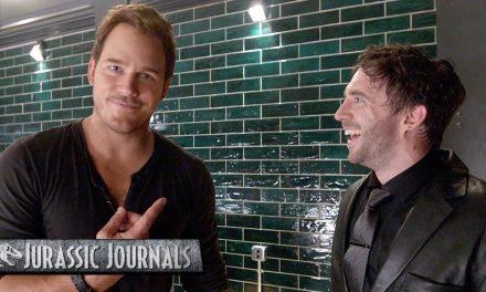 Chris Pratt's Jurassic Journals: James Cox (HD)