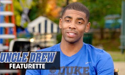 """Uncle Drew (2018 Movie) Featurette """"The Man, The Myth, The Legend"""" – Kyrie Irving, Lil Rel Howery"""