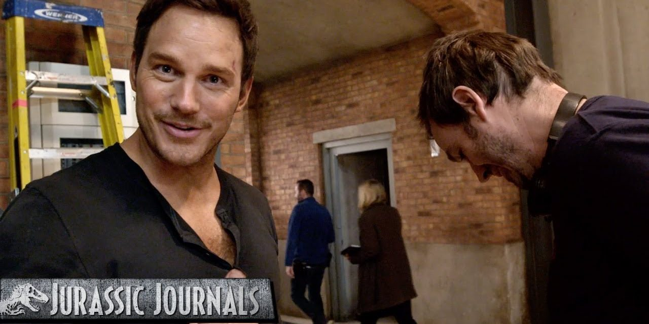 Chris Pratt's Jurassic Journals: Chris Murphy (HD)