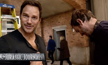 Chris Pratt's Jurassic Journals: Chris Murphy (HD)