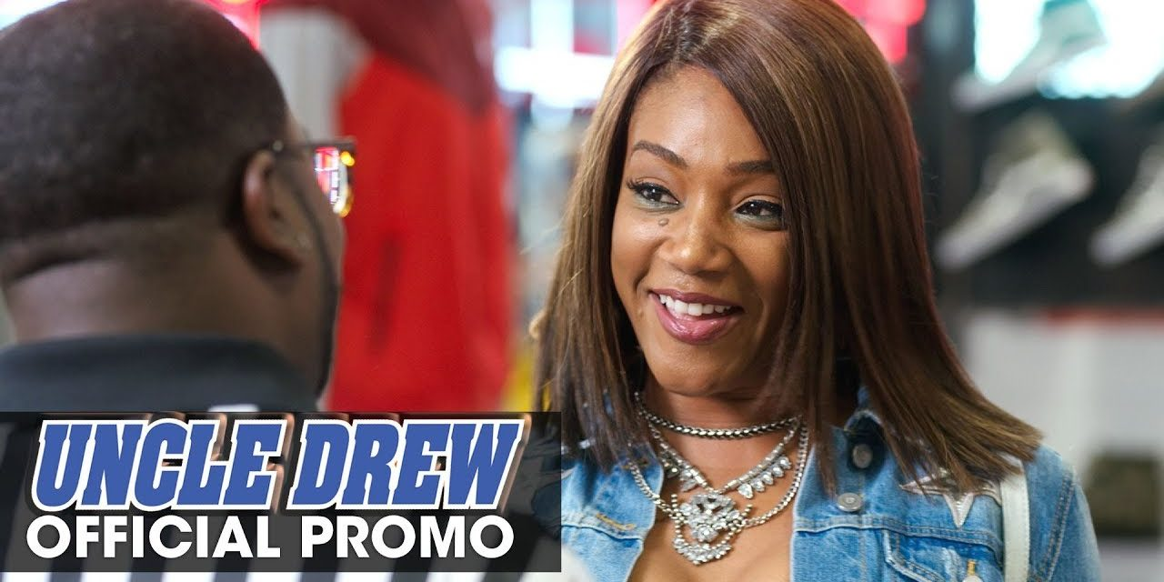 "Uncle Drew (2018 Movie) Official Promo ""Jess"" – Tiffany Haddish, Kyrie Irving"