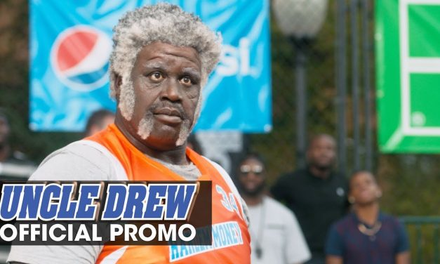 """Uncle Drew (2018 Movie) Official Promo """"Big Fella"""" – Shaquille O'Neal, Kyrie Irving"""