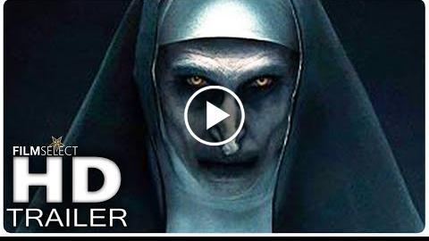 THE NUN Trailer (2018)