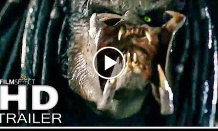 THE PREDATOR Trailers 2 (2018)