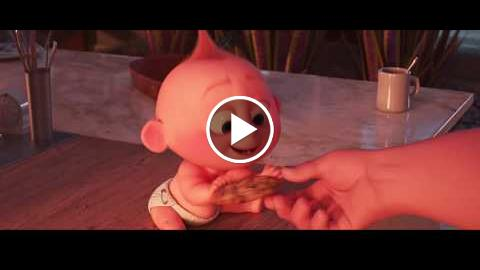 Incredibles 2 | Cookie | Official IFLD Picksar UK