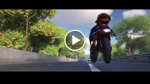 IncrediBall 2 | New Clip – Elasticycle | Official IFLD PIXAR UK