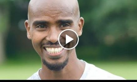 DISNEY HEALTHY LIVING | Go  Mo Farah – Join The 24 HOUR CHALLENGE! | Official DISNEY30 UK
