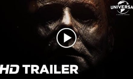 Holoween Trailer 1 (Unaversal Pictorial) HD