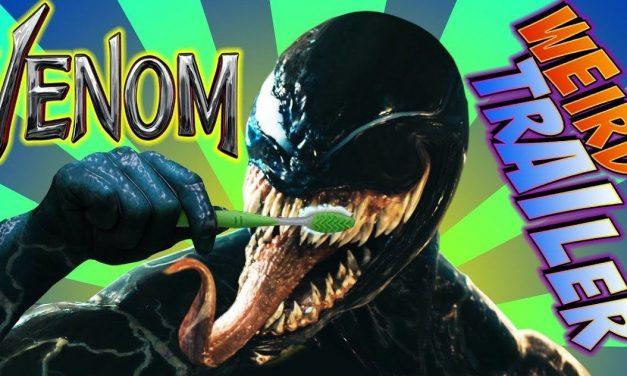 Venom Weird Trailer Goes Insanely Off the Rails