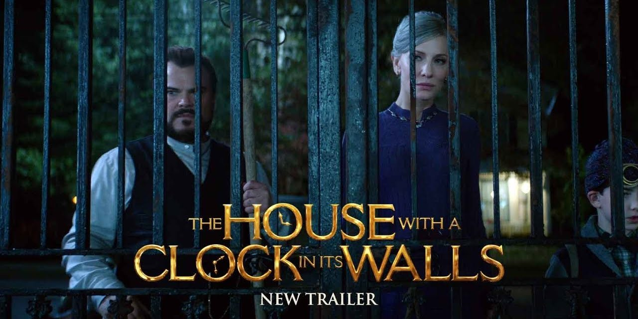 The House with a Clock in Its Walls – Official Trailer 2