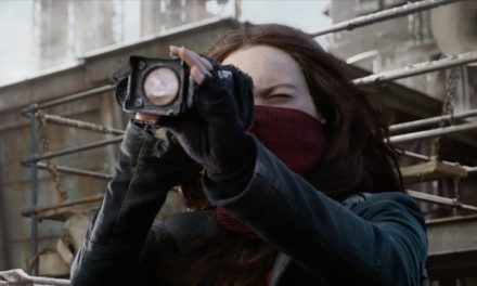 Mortal Engines – A Look Inside In (HD)