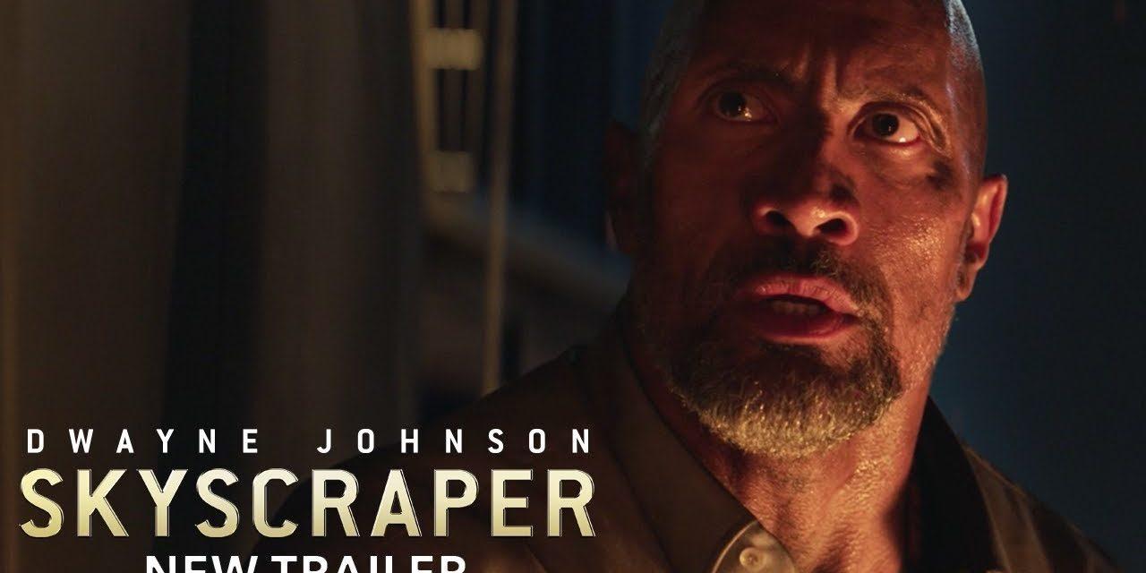 Skyscraper – Official Trailer 3