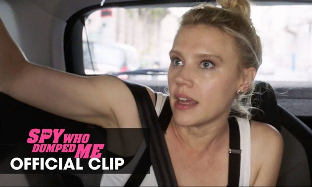 """The Spy Who Dumped Me (2018) Official Clip """"Car Chase"""" – Mila Kunis, Kate McKinnon, Sam Heughan"""
