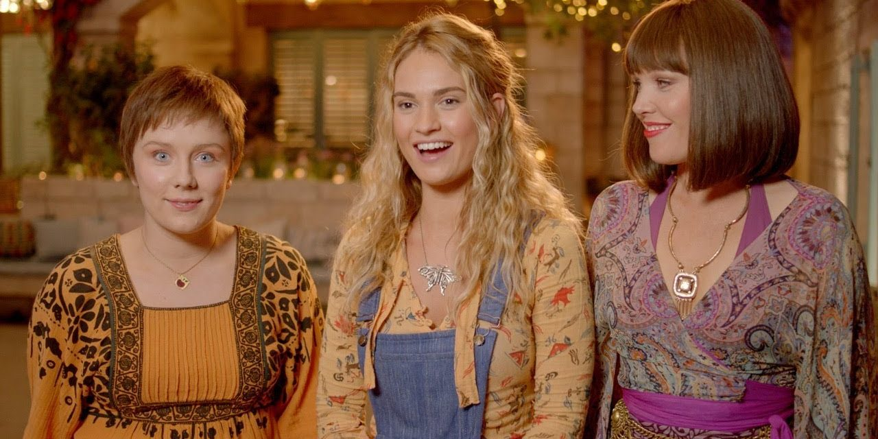 Mamma Mia! Here We Go Again – Meet the Young Dynamos Featurette [HD]