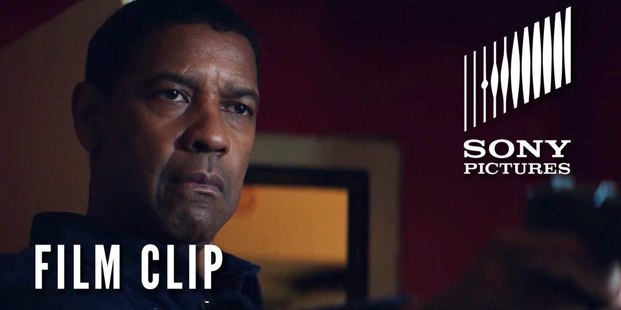 "THE EQUALIZER 2 Film Clip – ""Let's Go Miles"""