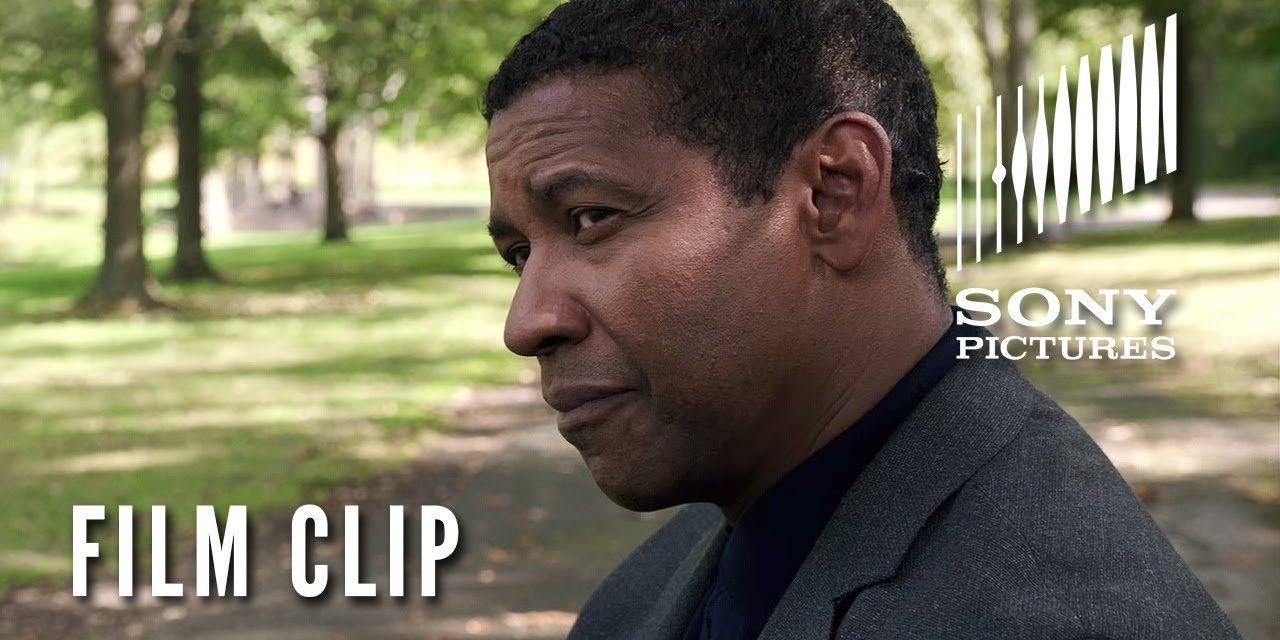 "THE EQUALIZER 2 Film Clip – ""I Went To Your Funeral"""
