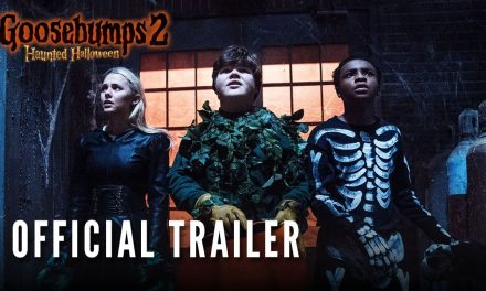 GOOSEBUMPS 2: HAUNTED HALLOWEEN – Official Trailer (HD)