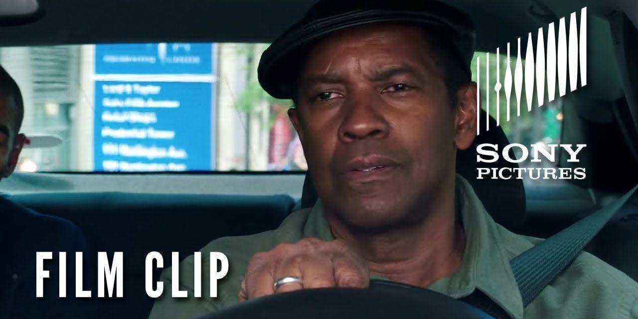 "THE EQUALIZER 2 Film Clip – ""It's Somebody's Birthday"
