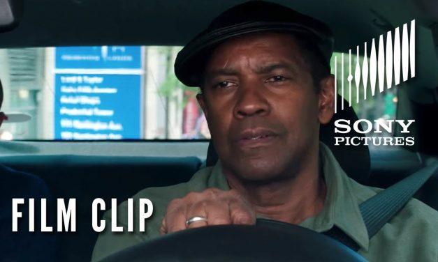 "THE EQUALIZER 2 Film Clip – ""It's Somebody's Birthday"""