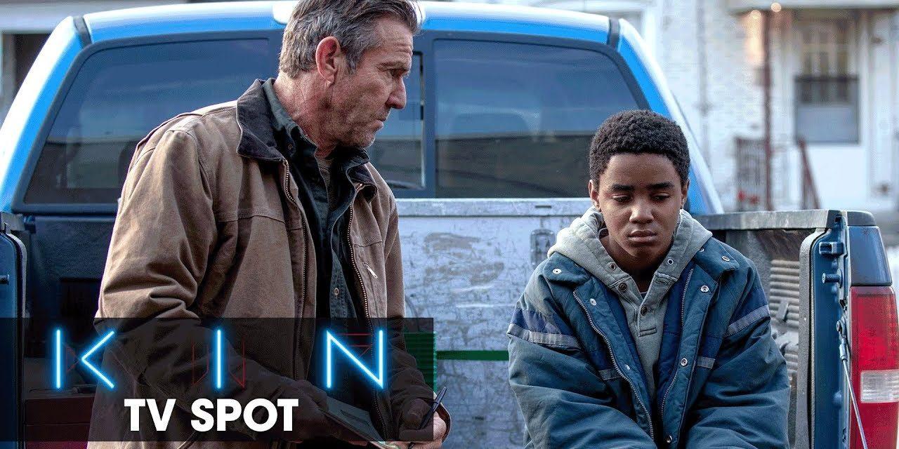 "Kin (2018 Movie) Official TV Spot ""Outsider"" – Dennis Quaid, Zoe Kravitz"