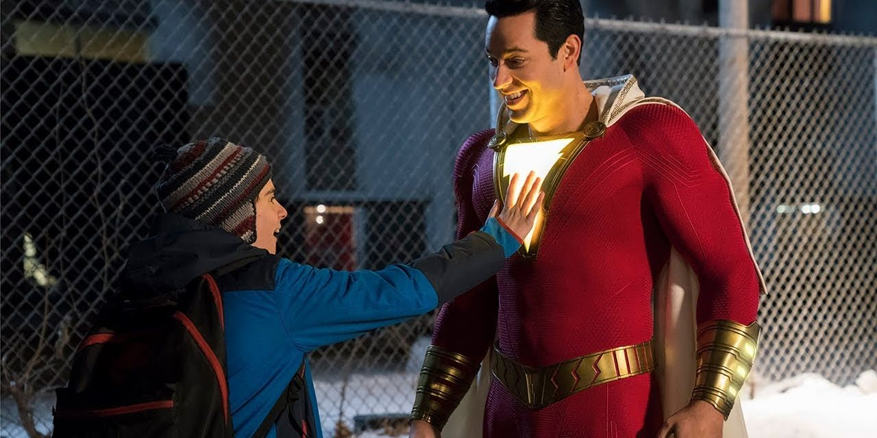 SHAZAM! – Official Teaser Trailer [HD]