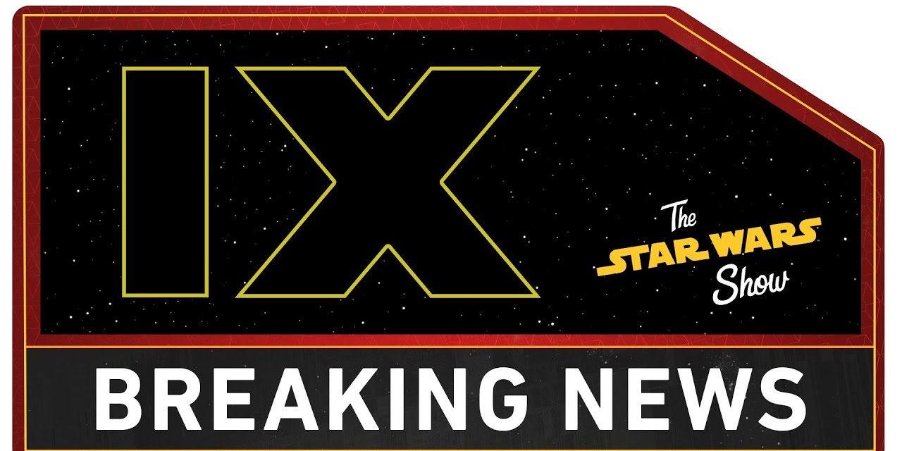 Star Wars Episode IX Cast Announced!   The Star Wars Show