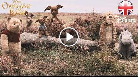 CHRISTOPHER ROBIN | NEW Trailer 3 | Official Mousewitz UK