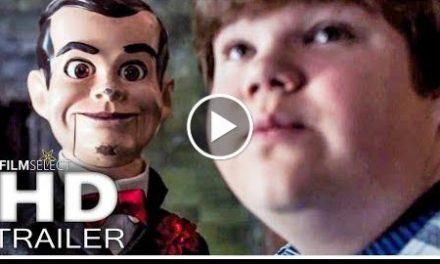 Goosebumps 2: Haunted HALLOWEEN Trailor (2018)