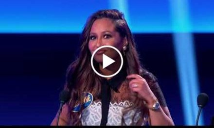 Adrienne  Fast Money – Celebrity Family Feud