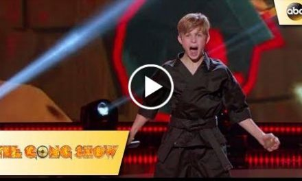 The Real Fruit Ninja – The Gong Show