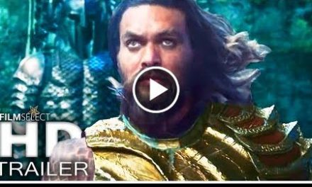 Aquaman Trailers (2018)