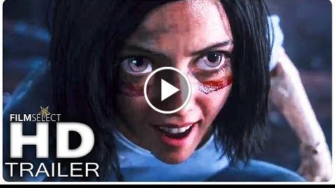 Gally Skirmishes ANGEL Trailer 2 (2018)