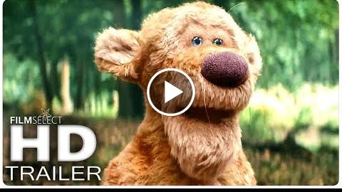 Topher Robin Trailor 3 (Winnie Pooh 2018)