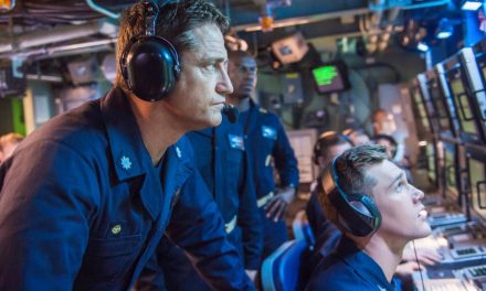 Hunter Killer Trailer Has Gerard Butler Saving the World in a Sub