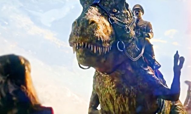 Iron Sky 2 Extended Trailer Conquers Mankind with Nazi Dinosaurs