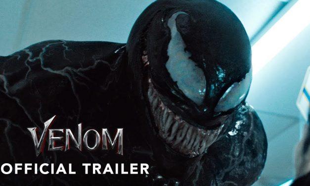 VENOM – Official Trailer 2 (HD)