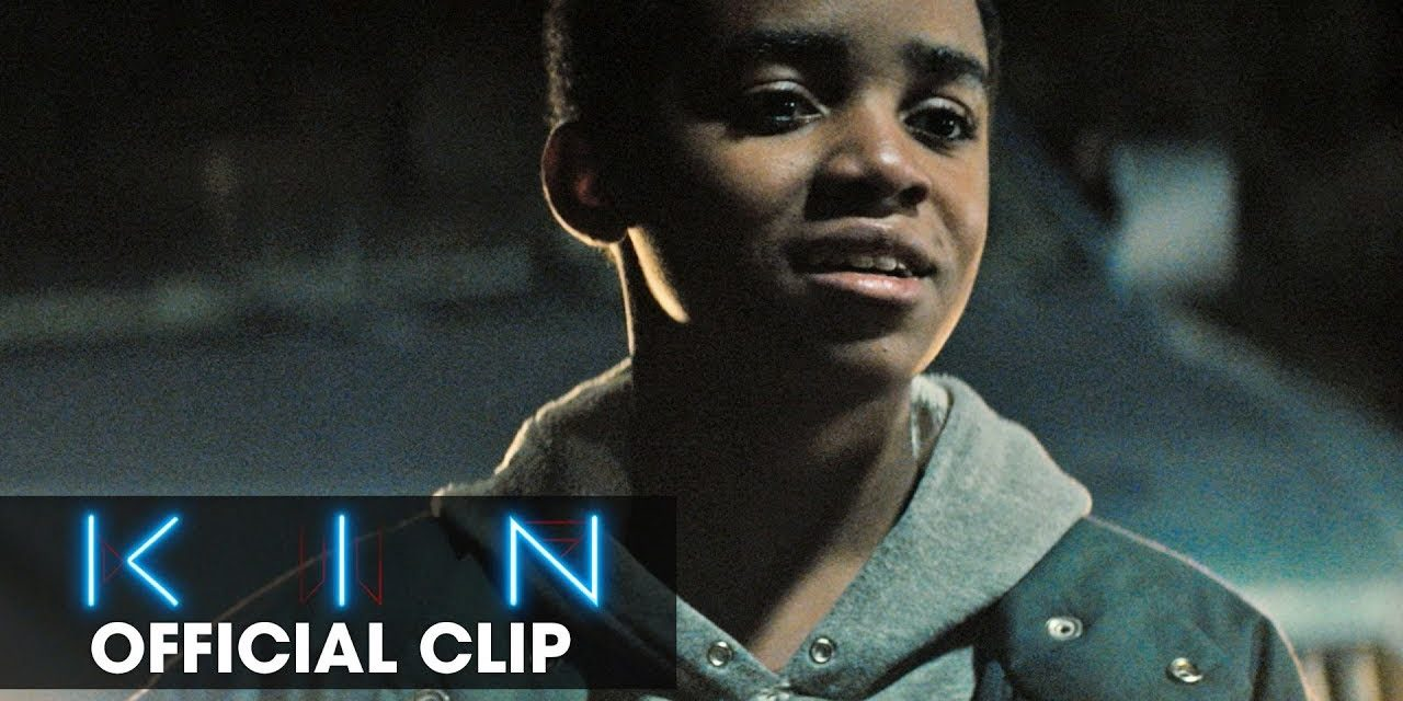 "KIN (2018 Movie) Official Clip ""Field Shooting"" – Dennis Quaid, Zoe Kravitz"