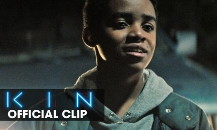 "KIN (2018 Movie) Official Clip ""Field Shooting"" – Dennis Quaid, Zoe Kravitz"