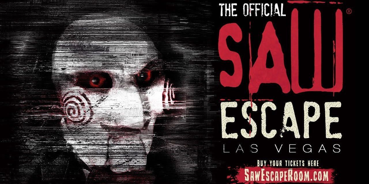 The Official SAW Escape Experience: Las Vegas – NOW OPEN!