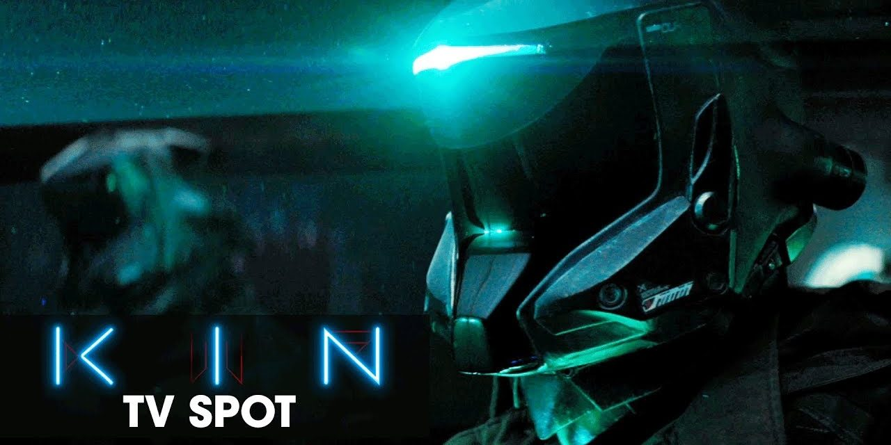 "Kin (2018 Movie) Official TV Spot ""Arrived"" – Dennis Quaid, Zoe Kravitz"