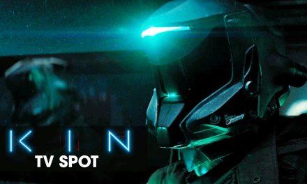 "Kin (2018 Movie) Official TV Spot ""Arrived"" – Dennis Quaid, Zoe Kravitz"