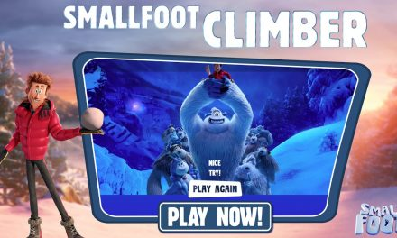 SMALLFOOT – Climber Game – September 28