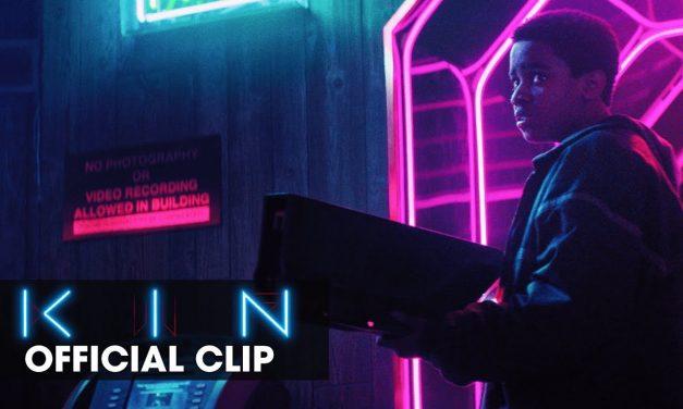 "KIN (2018 Movie) Official Clip ""Pool Table"" – Dennis Quaid, Zoe Kravitz"
