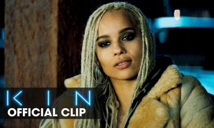 "KIN (2018 Movie) Official Clip ""Outside Motel"" – Dennis Quaid, Zoe Kravitz"